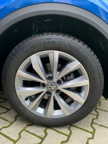VW  T-Roc Style 1,5 TSI OPF, MFL,LED, Navi. SHZ, Ravennablau Metallic