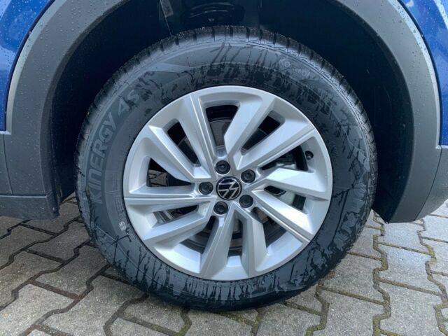 VW  T-Cross Life 81 KW DSG, Reef Blue Metallic