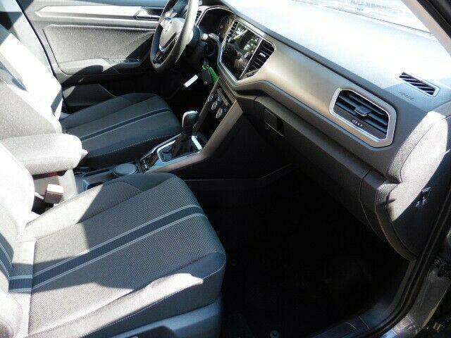 VW  T-Roc Style 1,5 TSI 110 KW DSG,ACC,LED, Indiumgrau Metallic