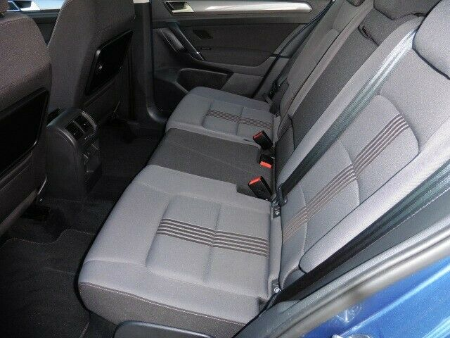 VW  Golf Sportsvan 81 KW TSI Allstar, Pacific Blue Metallic