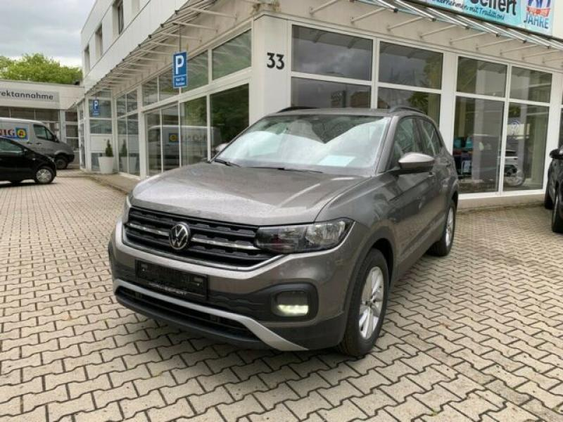 VW  T-Cross Life, Limestone Grey Metallic